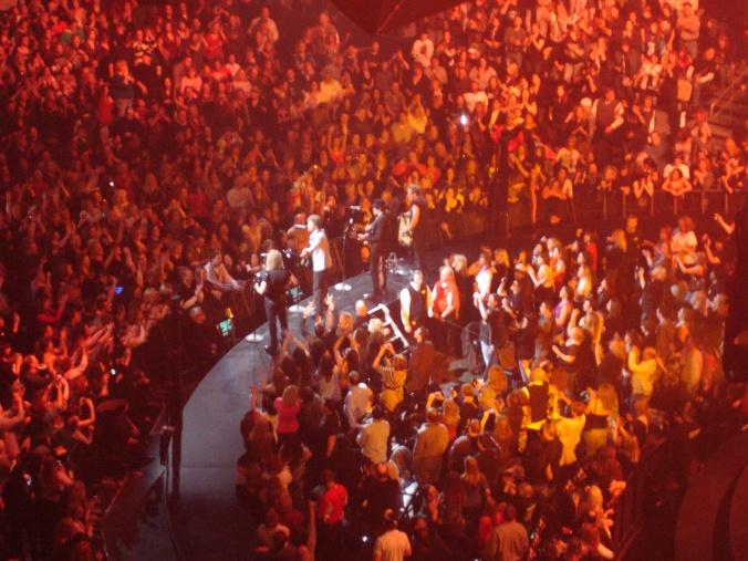 Bon Jovi, February 2011