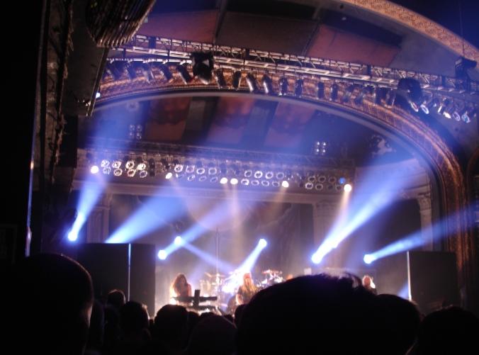 Nightwish, Sept. 2012