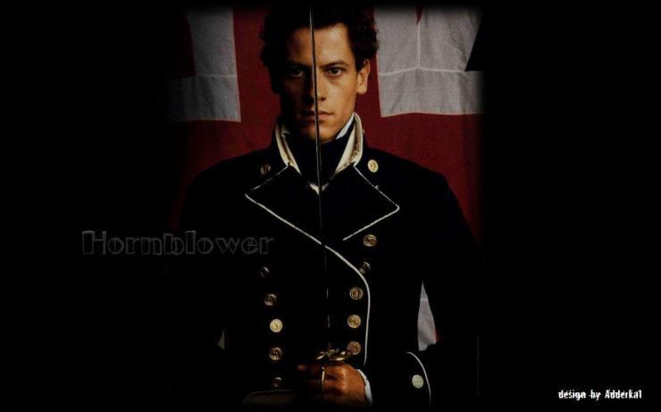 Ioan Gruffudd as Horatio Hornblower