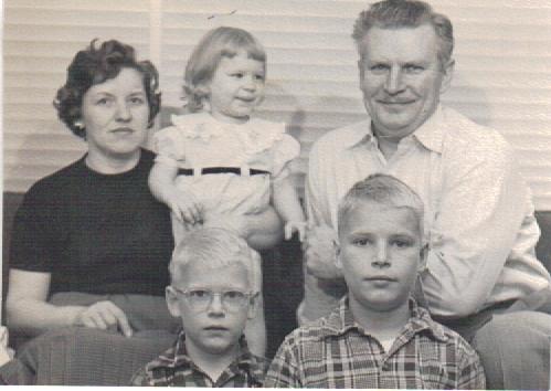 Jacobs at Burkhardt Street - 1955
