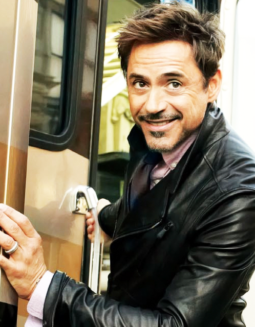 Alive and Sexy: The Li... Robert Downey Jr Cigars