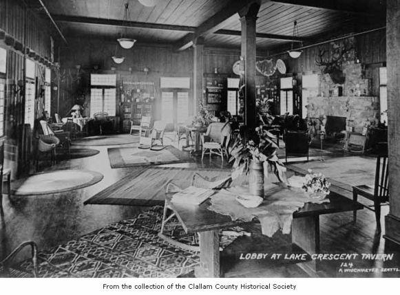 Lake Crescent Tavern