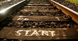 train tracks blog post