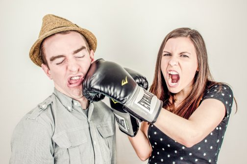 try not to argue or get defensive when hearing criticism