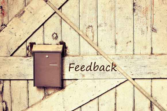 Reviews testimonials and other feedback are marketing opportunities