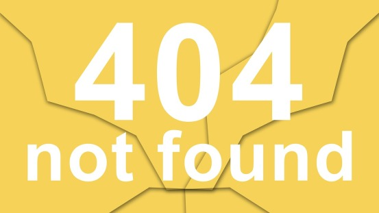 correcting 404 errors can help yourSEO